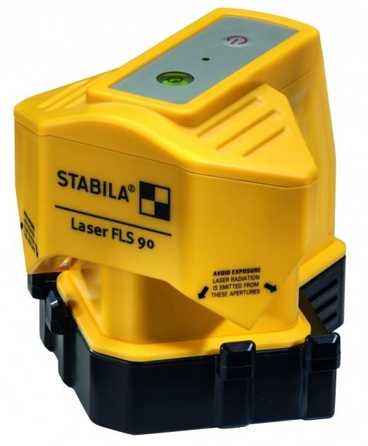 Nivela laser linii podea colt – unghi 90 grade Stabila FLS 90