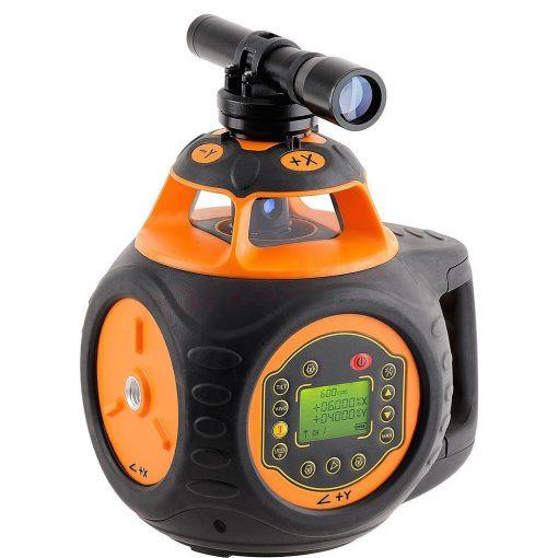 Nivela Laser Rotativa Geofennel Fl Hv G Inclinare Axe Orizontal Vertical