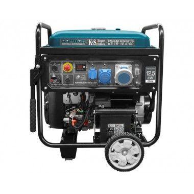 Generator de curent 12.5 kW, KS 15-1E ATSR - Konner and Sohnen imagine 2021