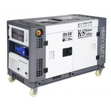 Generator Curent Diesel Dew Atsr - 82