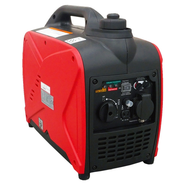 Generator de curent ROGE1250IS tip inverter, 1.0 KW imagine 2021