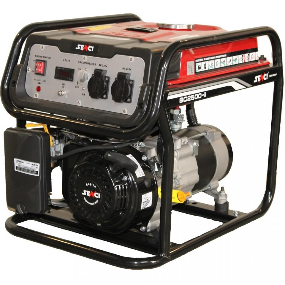 Senci Generator Curent Avr Inclus Motor Benzina