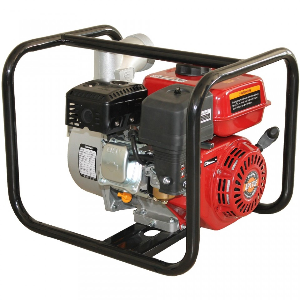 Motopompa pentru apa curata SCWP-80 imagine 2021