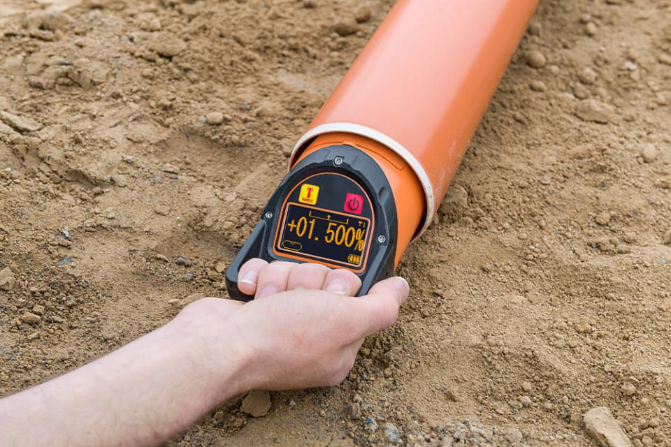 Nivela laser GeoFennel pentru tevi, conducte FKL 44