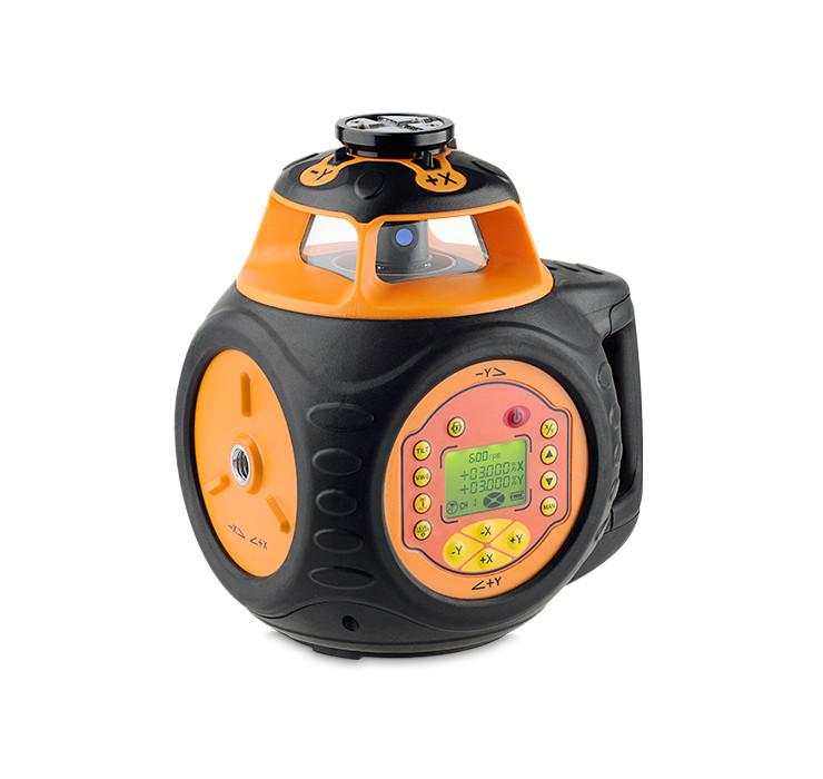 Nivela laser rotativ GeoFennel cu afisaj FL 510HV-G