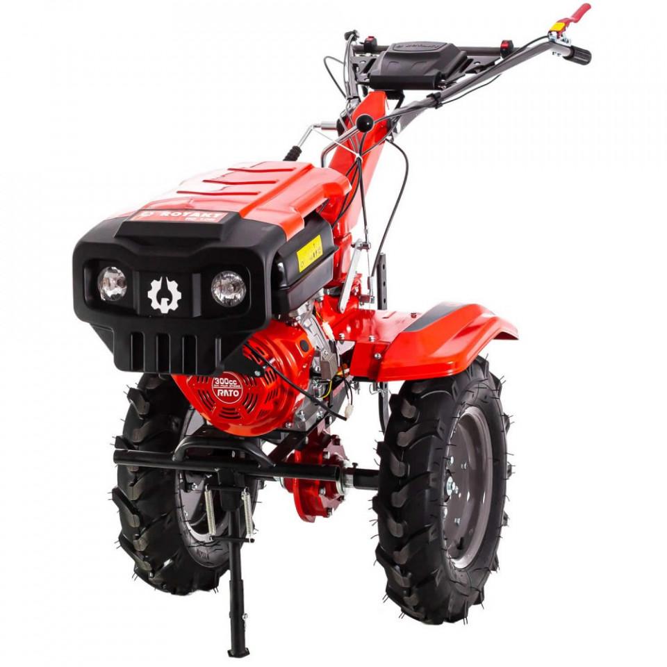 Rotakt Motocultor RO10R, 10 Cp, Benzina imagine 2021