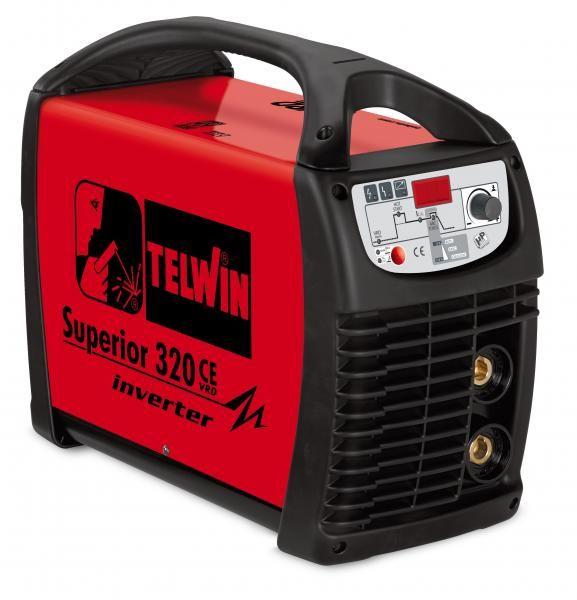 Superior 320 CE VRD – Invertor sudura TELWIN