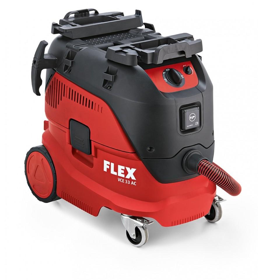 Aspirator FLEX VCE 33 L AC Curatare automata imagine 2021