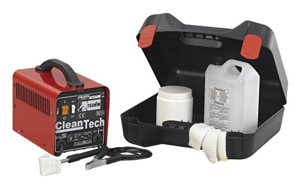 CLEANTECH 100 – Aparat pentru curatarea sudurii inoxului TELWIN