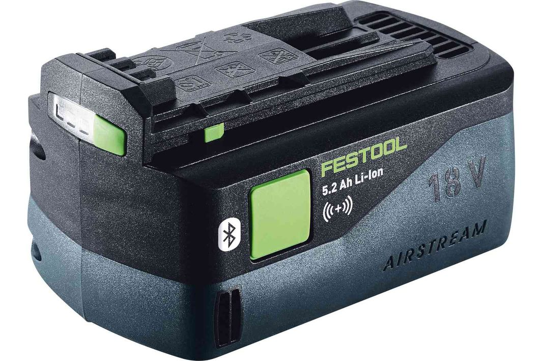 Imagine Festool Acumulator Bp 18 Li 52 Asi