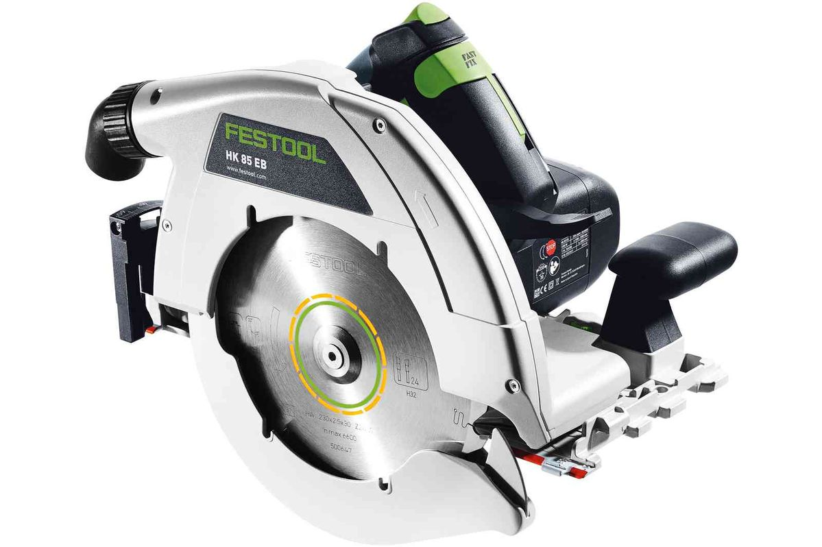 Imagine Festool Ferastrau Circular Hk 85 Eb plus