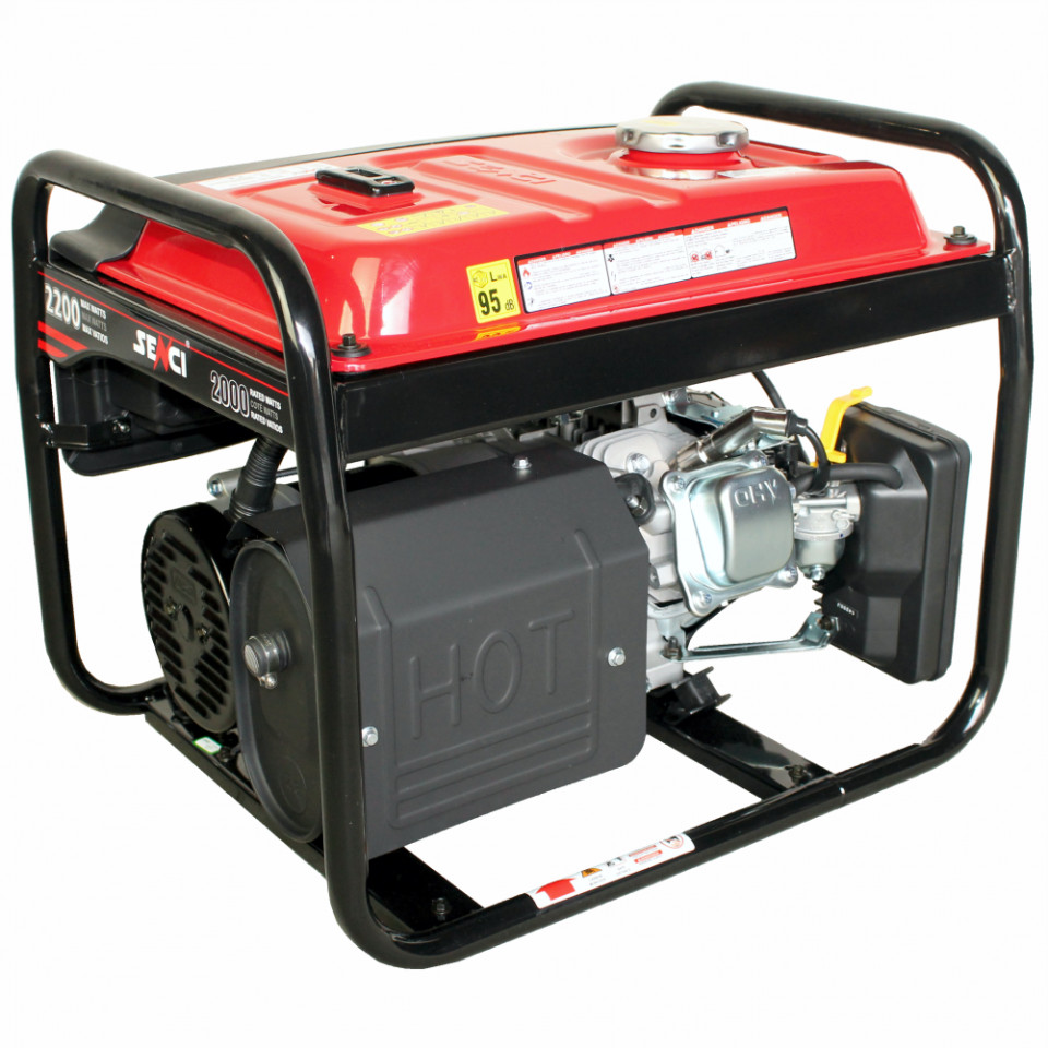 Generator curent SC-2500 LITE Putere max. 2.2 kW