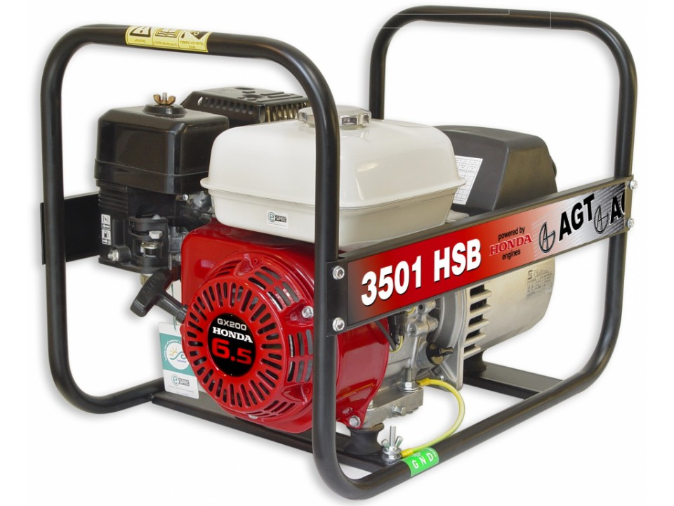 Generator Curent Monofazat Hsb Se Agt