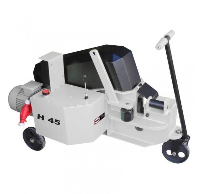 Masina hidraulica de debitat otel-beton H26