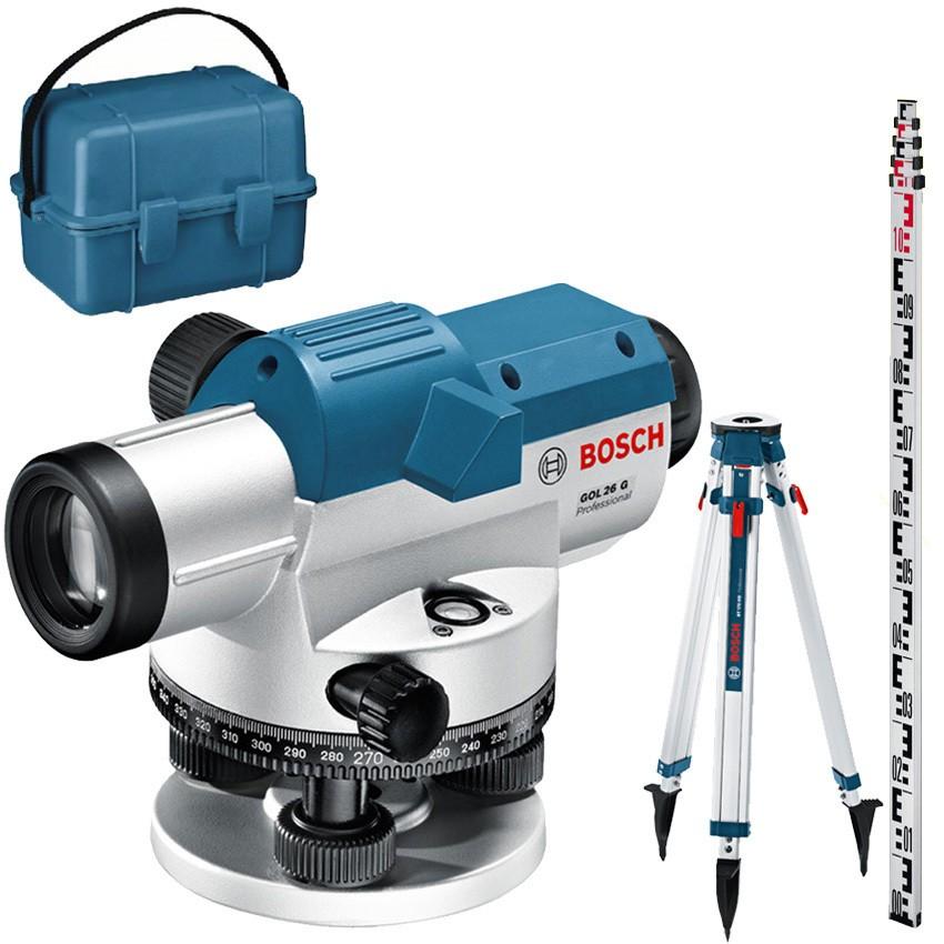 Nivela Optica Bosch Gol Bt