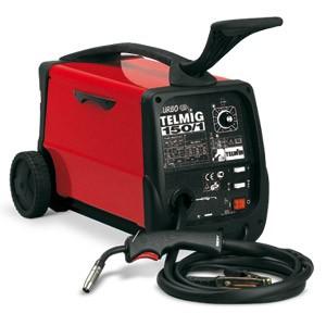 Aparat pentru de sudura MIG-MAG Telmig 150/1 Turbo imagine 2021
