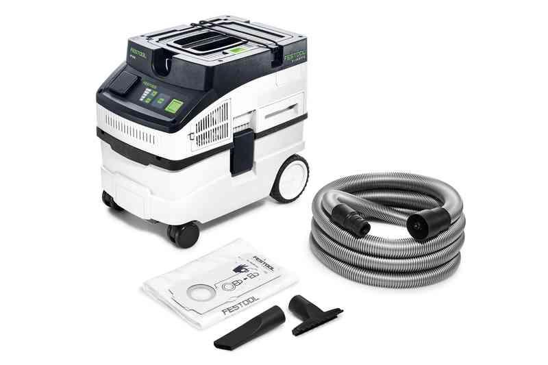 Imagine Aspirator Mobil Festool Cleantec Ct 15 E