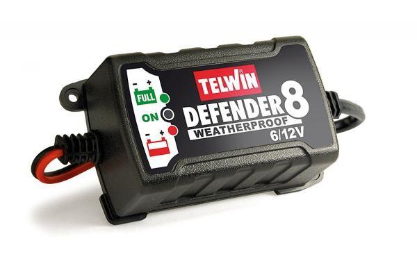 DEFENDER 8 - Redresor automat 6/12V TELWIN imagine 2021