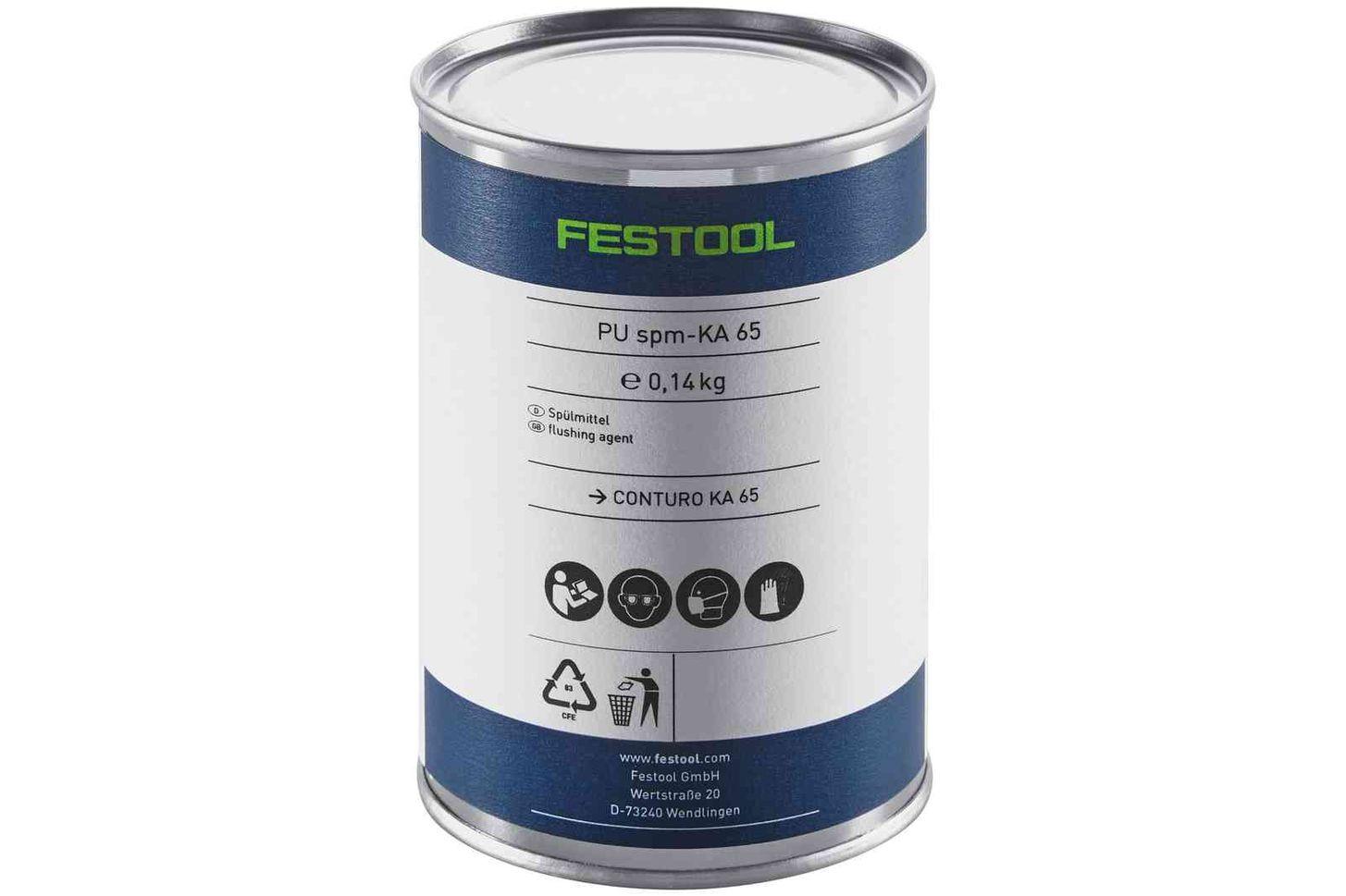 Festool Agent de spălare PU spm 4x-KA 65 imagine 2021