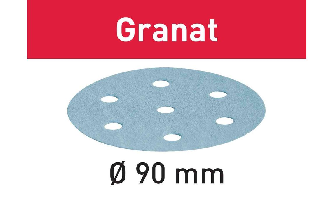 Festool Foaie abraziva STF D90/6 P100 GR/100 Granat