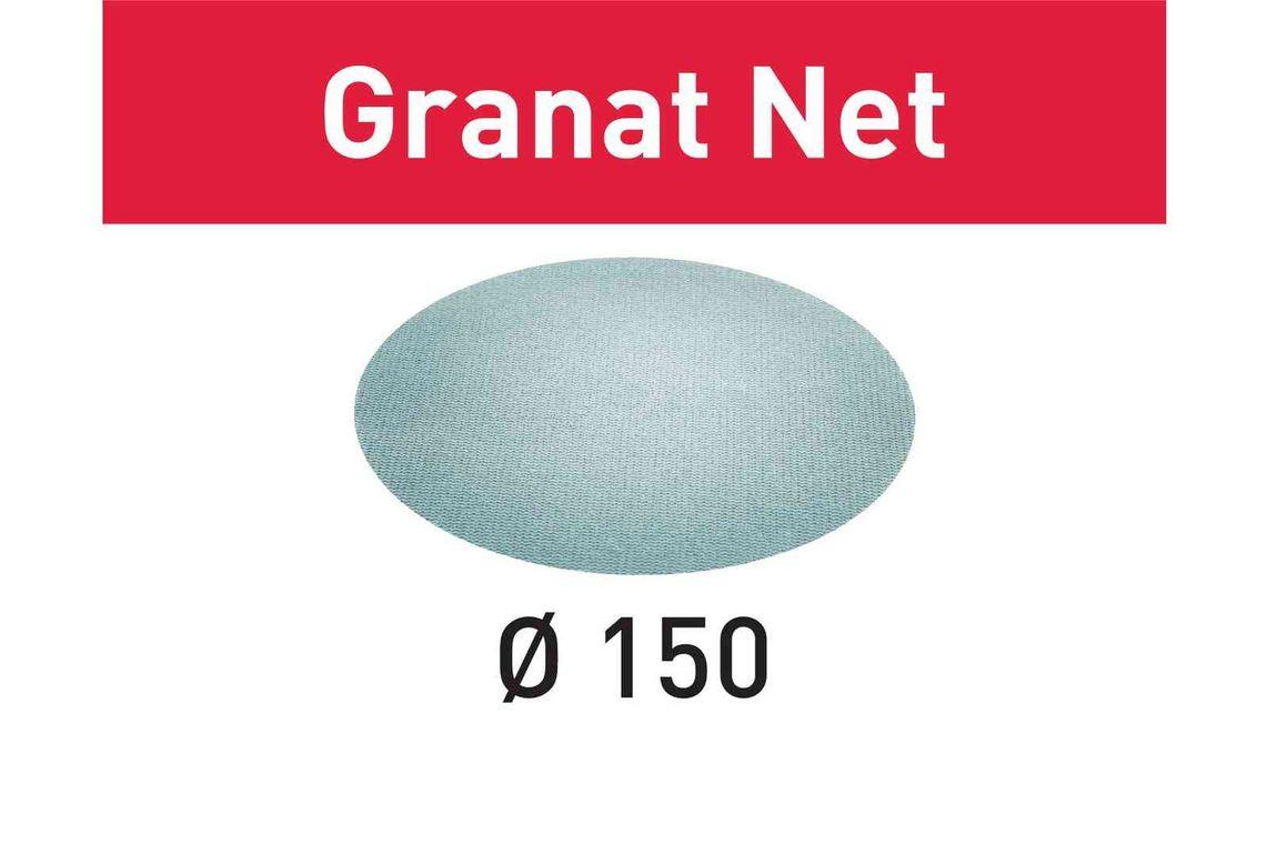 Festool Material abraziv reticular STF D150 P400 GR NET/50 Granat Net