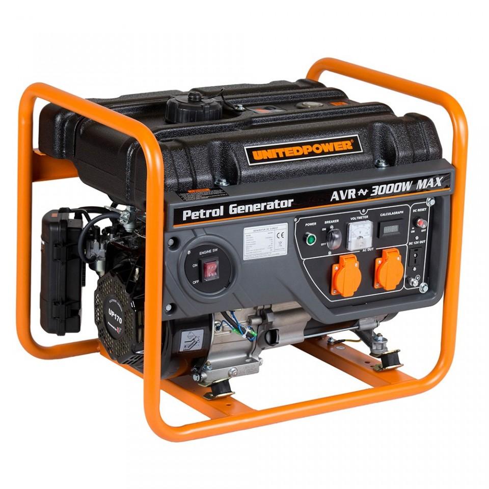 Generator Benzina Gg Stager