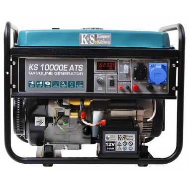 Generator de curent 8.0 kW, KS 10000E-ATS – Konner and Sohnen