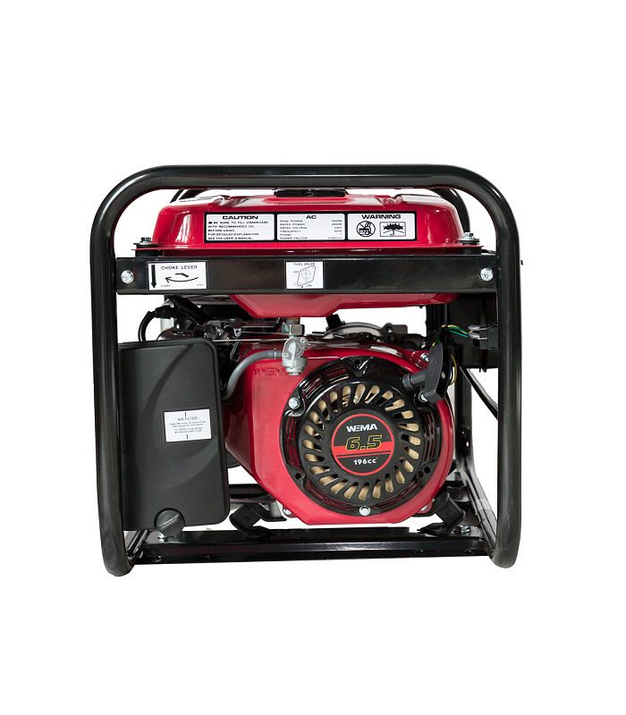 Generator de curent WEIMA WM 3000E imagine 2021
