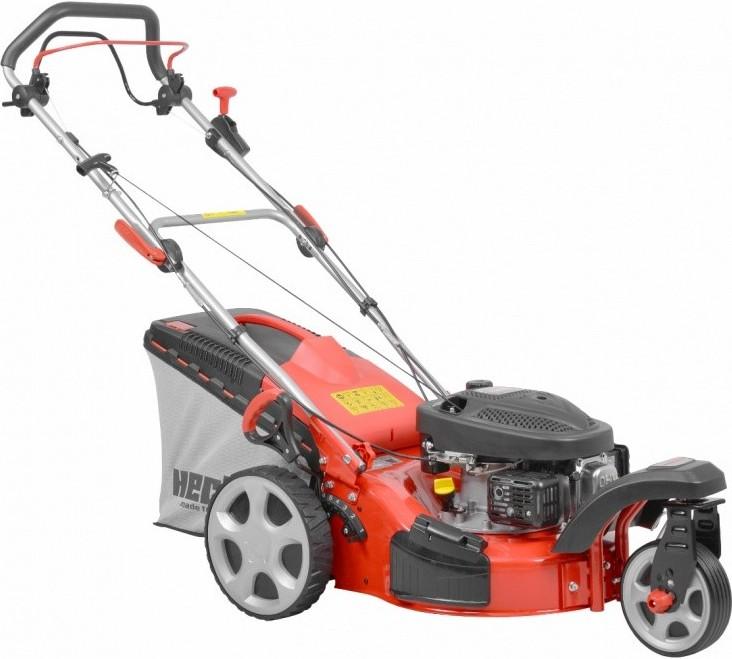 Hecht 5433 SW Masina de tuns iarba, motor benzina, autopropulsata, 2.5 CP, latime de lucru 43 cm imagine 2021