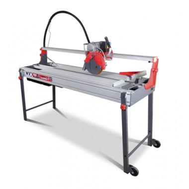 Masina de taiat gresie, faianta si placi 112cm, 1.5kW, DX-250 plus 1000 Laser & Level ZERO DUST 230V-50Hz.