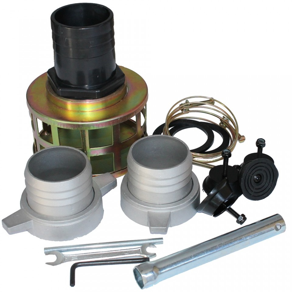 Imagine Motopompa Pentru Apa Curata Scwp 80