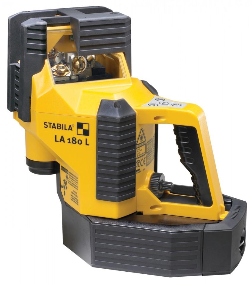 Nivela Stabila Multi-line laser LA 180 L – PLANURI VERTICALE