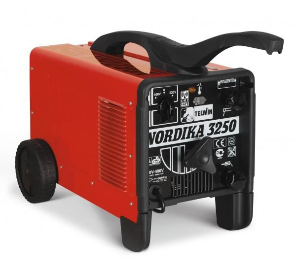 NORDIKA 3250 – Transformator sudura TELWIN