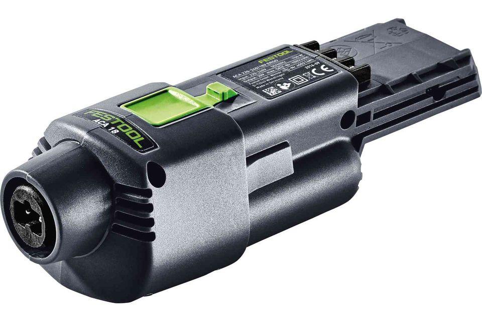 Festool Adaptor de reţea ACA 220-240/18V Ergo imagine 2021