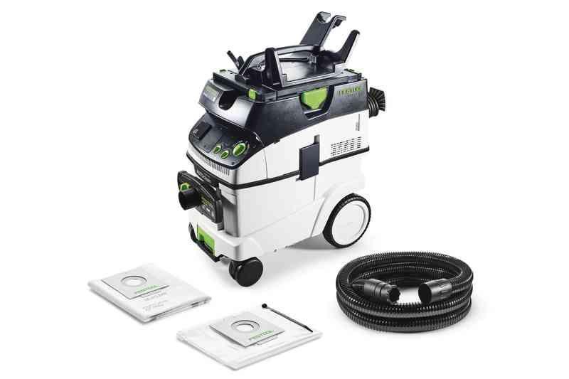 Festool Aspirator mobil CTL 36 E AC-PLANEX CLEANTEC