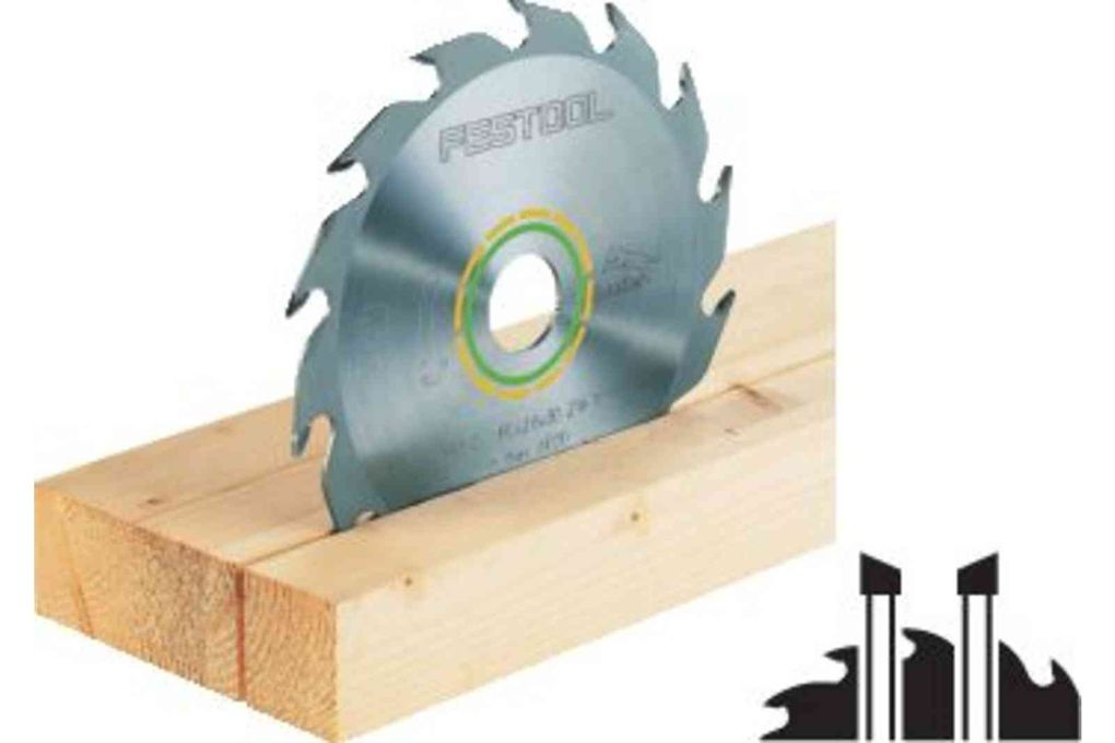 Festool Panza de ferastrau Panther 160×2,2×20 PW12