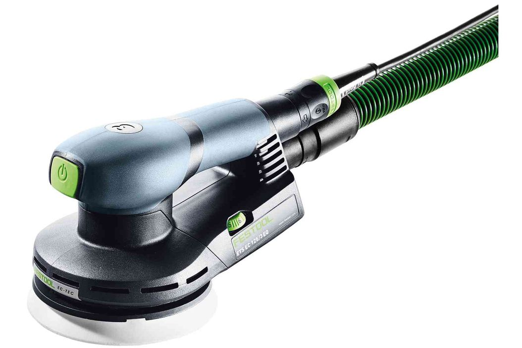 Imagine Festool Slefuitor Cu Excentric Ets Ec 1253 Eq
