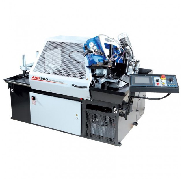 Fierastrau automat NC cu banda pentru metal 300 mm ARG 300 CF-NC imagine 2021