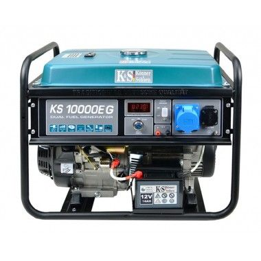 Generator de curent 8.0 kW, KS 10000E-G Hybrid – Konner and Sohnen