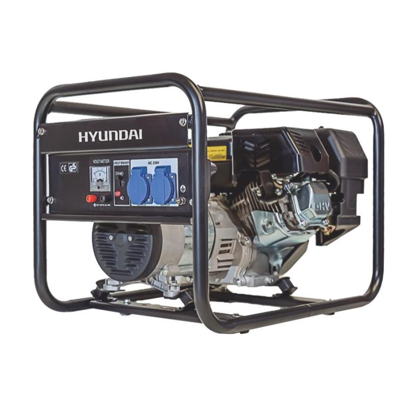 Generator de curent monofazat 3.5 kVA HYUNDAI HY3100