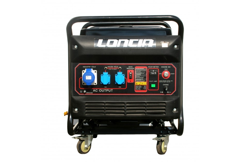 Generator Curent Monofazat Lc