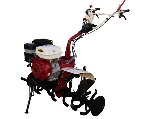 Motosapa 15 CP Media Line MS 15000 CF Standard + roti pneumatice + plug bilonat imagine 2021