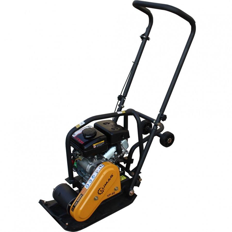 Placă compactoare LUMAG VP6087cc greutate 50 kg