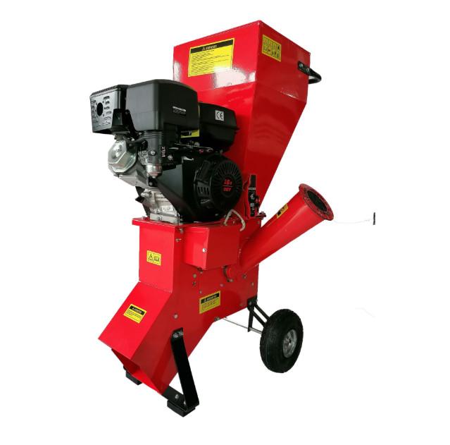 Tocator de crengi pe benzina Breckner Germany TC 15-100E grosime maxima crengi 100 mm