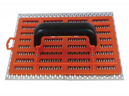 Drișcă-răzuitor GRANDE, cu mâner PVC detașabil 30×25