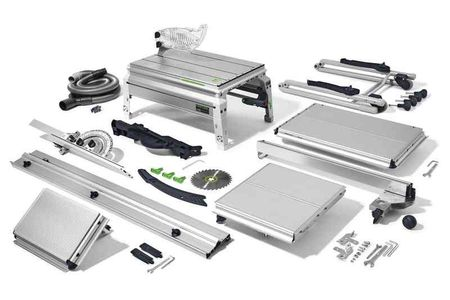 Festool Ferastrau circular CS 50 EBG-Set PRECISIO