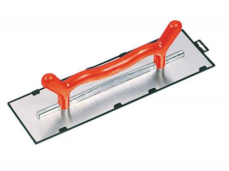 Gletiera 0,7mm INOX, maner doua maini 2M 500×140