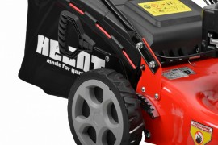 Hecht 546 Masina de tuns iarba, motor benzina, 3.5 CP, latime de lucru 46 cm
