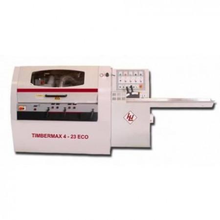 Masina de indreptat si profilat pe patru fete Winter TimberMax 4-23 ECO( 129035)