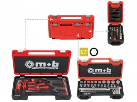 Mob & Ius Set 105 Scule Fusion BoX Pro
